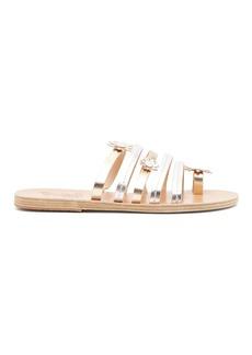 Ancient Greek Sandals X Fabrizio Viti Victoria leather sandals