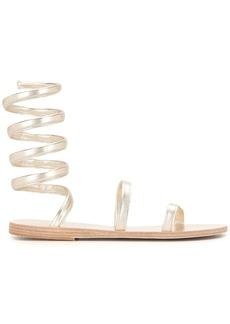 Ancient Greek Sandals ankle wrap sandals