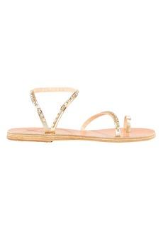 Ancient Greek Sandals Apli Eleftheria Embellished Sandals