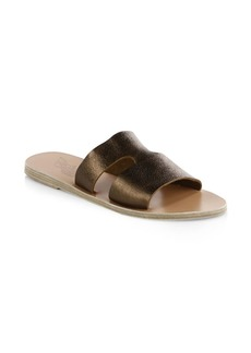 Ancient Greek Sandals Apteros Leather Sandals