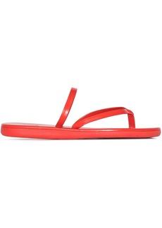 Ancient Greek Sandals double strap flip flops