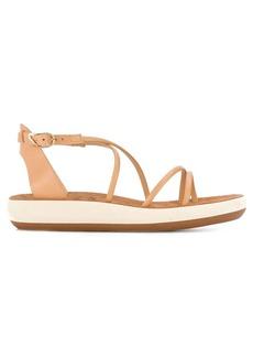 Ancient Greek Sandals flatform strappy sandals