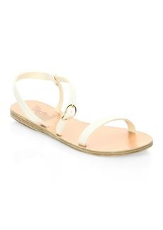 Ancient Greek Sandals Niove Leather Sandals