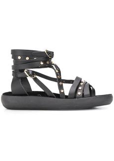 Ancient Greek Sandals Satira riveted sandals