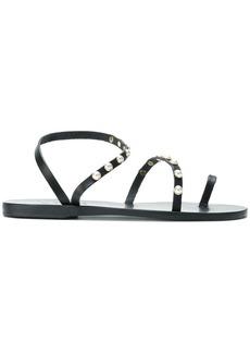 Ancient Greek Sandals studded side strap sandals