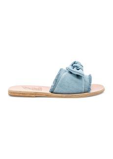 Ancient Greek Sandals Taygete Bow Sandal