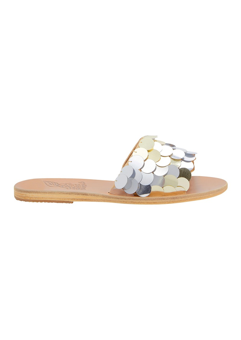 05d8d2b5669270 Ancient Greek Sandals Taygete Sequin Flat Sandals