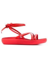Ancient Greek Sandals wrap tie ankle sandals