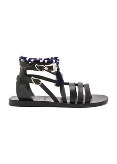 Ancient Greek Sandals x lemlem Satira Wrap Sandal