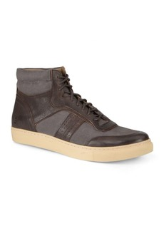 Andrew Marc Concord Lace-Up Sneakers