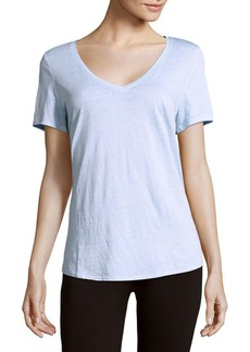 MARC NEW YORK by ANDREW MARC Performance Cotton-Blend Short-Sleeve Tee