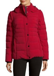 Andrew Marc Down Puffer Jacket