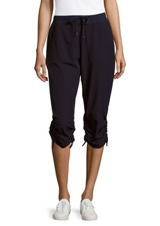 MARC NEW YORK by ANDREW MARC Performance Elasticized Cropped Pants