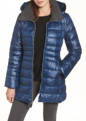 Andrew Marc Erin Hooded Down Coat