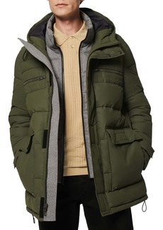 Andrew Marc Makadet Quilted Coat