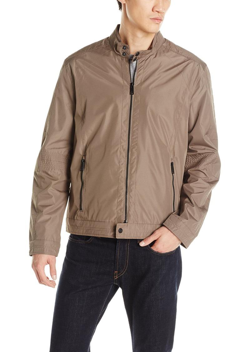 Andrew Marc Men's Reece City Rain Jacket