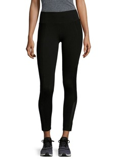 Andrew Marc Paneled Leggings
