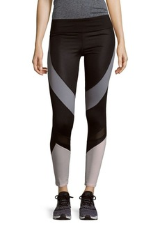 Andrew Marc Paneled Performance Leggings