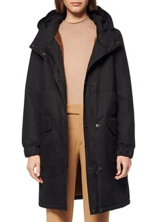 Andrew Marc Reversible Hooded Parka