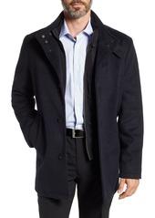 Andrew Marc Westcott Wool Car Coat