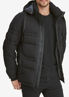 Andrew Marc Huxley Removable Hood Jacket