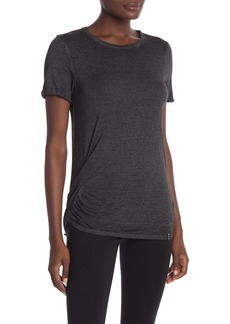 Andrew Marc Icy Washed Short Sleeve Tee