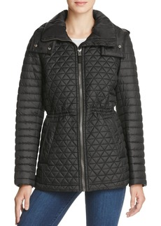 Marc New York Alicia Short Quilted Jacket