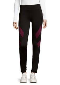 Marc New York Andrew Marc Heather Design Leggings