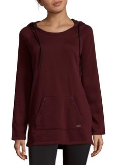 Marc New York Basic Drawstring Hoodie