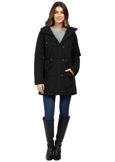 "Marc New York Chrissy 32"" Luxe Rain Coat"