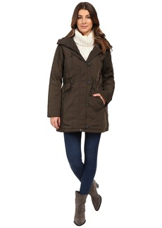 "Marc New York Chrissy 32"" Luxe Rain Coat"