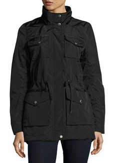 Marc New York by Andrew Marc Faye Fine-Twill Rain Jacket