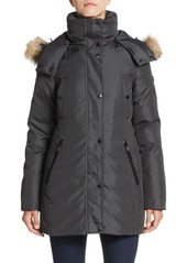 MARC NEW YORK by ANDREW MARC Fur-Trimmed Parka