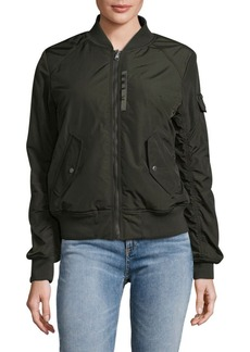 MARC NEW YORK by ANDREW MARC Long Sleeve Zip Jacket