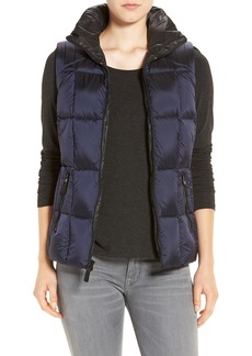 Marc New York by Andrew Marc Metallic Down Vest