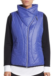 MARC NEW YORK by ANDREW MARC Performance Asymmetrical Quilted Puffer Vest