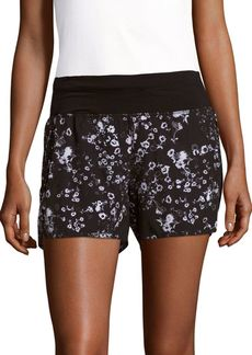 MARC NEW YORK by ANDREW MARC Performance Banded Printed Shorts