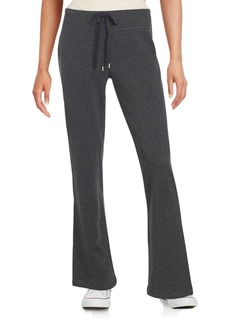 MARC NEW YORK by ANDREW MARC Performance Cotton-Blend Textured Pants