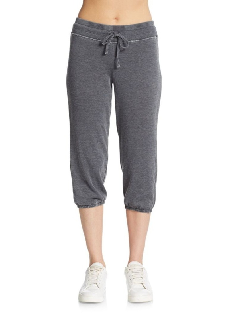 MARC NEW YORK by ANDREW MARC Performance Cropped Sweatpants