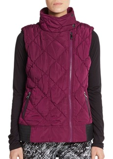 MARC NEW YORK by ANDREW MARC Performance Funnel-Neck Puffer Vest