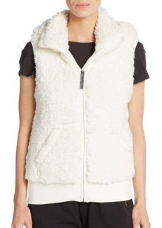 MARC NEW YORK by ANDREW MARC Performance Hooded Fleece Vest