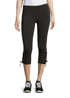MARC NEW YORK by ANDREW MARC Performance Lace-Up Cuff Leggings