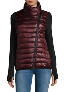 MARC NEW YORK by ANDREW MARC Performance Packable Zip-Front Jacket