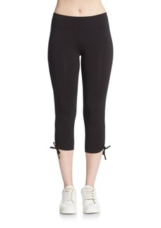 MARC NEW YORK by ANDREW MARC Performance Ruched Leggings