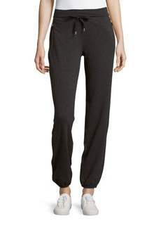 MARC NEW YORK by ANDREW MARC Performance Solid Cotton-Blend Pants