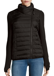 MARC NEW YORK by ANDREW MARC Performance Solid Quilted Jacket