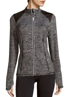 MARC NEW YORK by ANDREW MARC Performance Solid Zipper Jacket