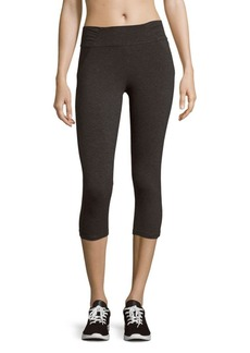 MARC NEW YORK by ANDREW MARC Performance Textured Cropped Leggings