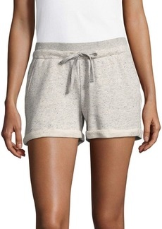 MARC NEW YORK by ANDREW MARC Performance Textured Drawstring Shorts