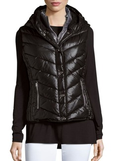 MARC NEW YORK by ANDREW MARC Performance Zipped Puffer Vest